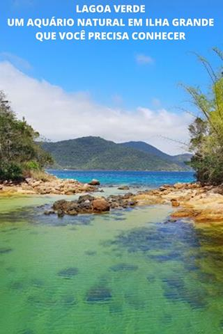 Lagoa Verde Salve no Pinterest