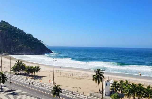 Praia do Leme Rio de Janeiro
