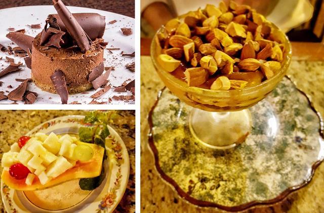 sobremesas artigiano