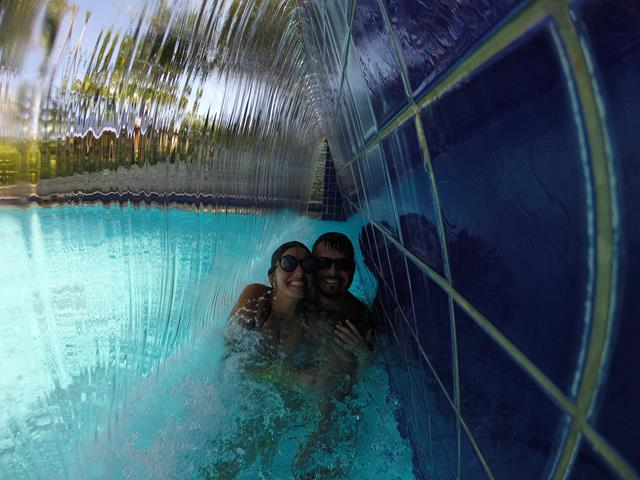 Cascata piscina summerville