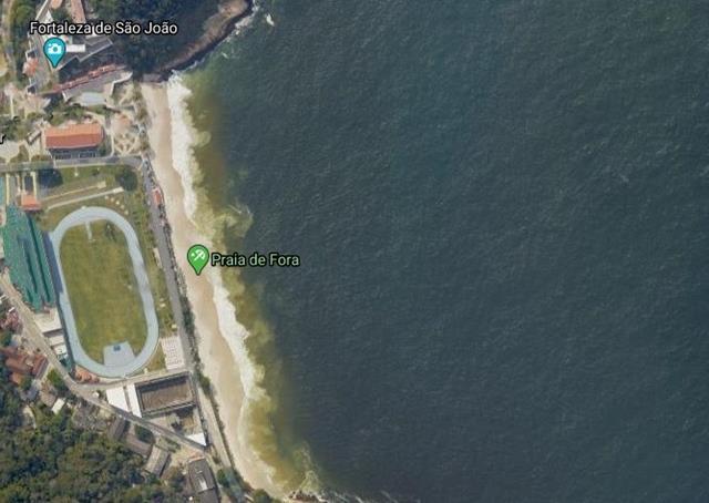 Praia de Fora Urca Rio de janeiro