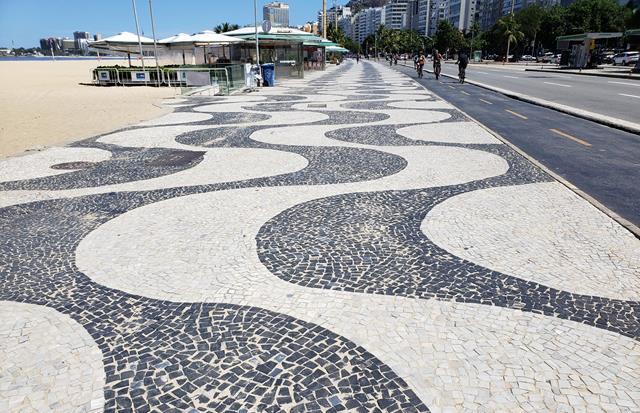 Calcadao de Copacabana