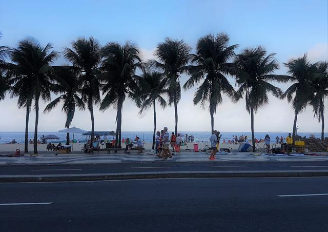 Ciclovia de Copacabana