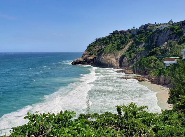 Praia da Joatinga Guia Praias TVPM