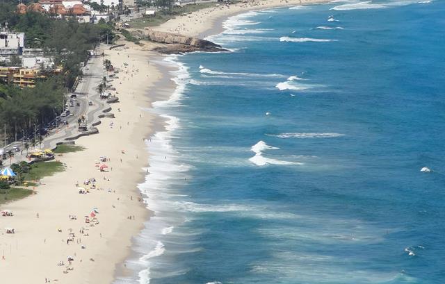 Praia da Macumba Guia TVPM