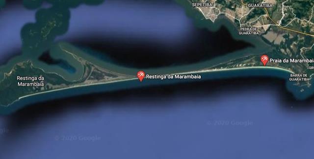 Praia da Marambaia - Guia praias rio de janeiro