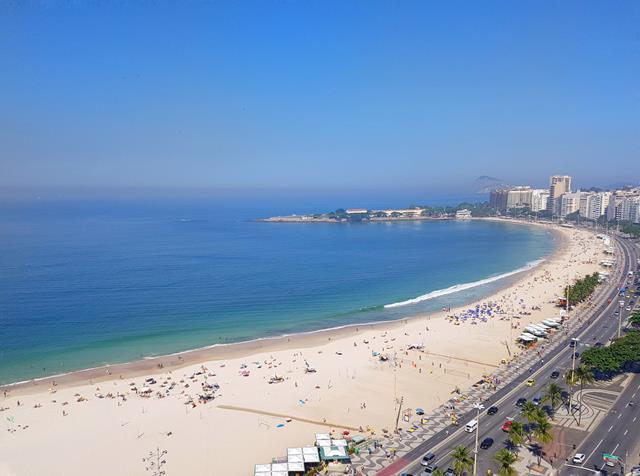 Praia de Copacabana Guia Praias RJ