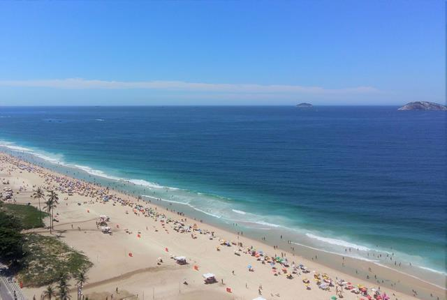 Praia de Ipanema Guia praias