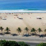 Praia de Ipanema Rio de Janeiro Brasil TVPM