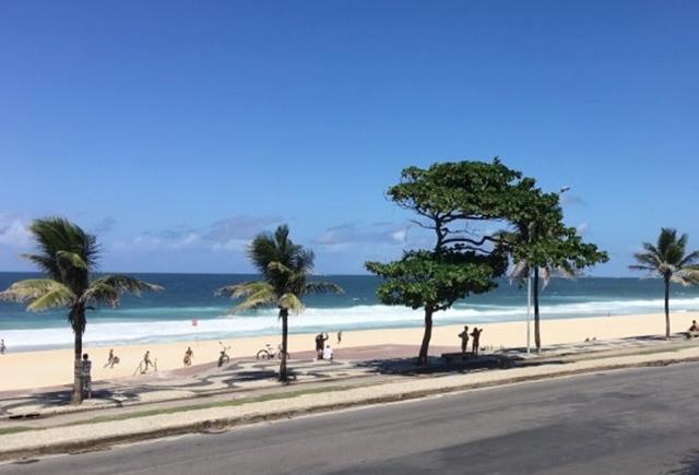 Praia de São Conrado Guia TVPM