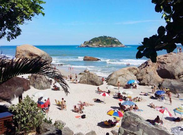 Praia do Abricó, o paraíso naturista no Rio de Janeiro