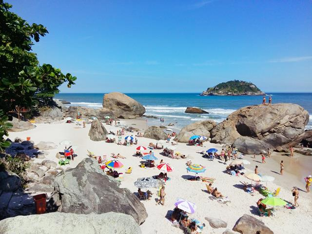 Praia do Abricó Guia praias Rio de Janeiro