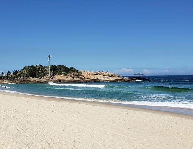 Praia do Arpoador Guia Praias Rio