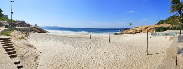 Praia do Diabo Guia Praias