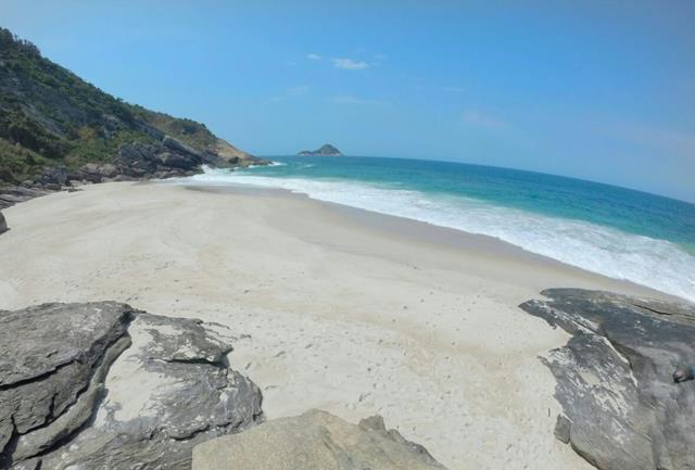 Praia do Inferno Guia de praias carioca