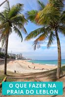 Praia do Leblon pinterest