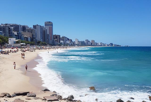 Praia do Leblon Guia praias