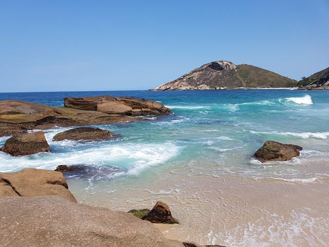 Praia do Meio - Praias do Rio de Janeiro