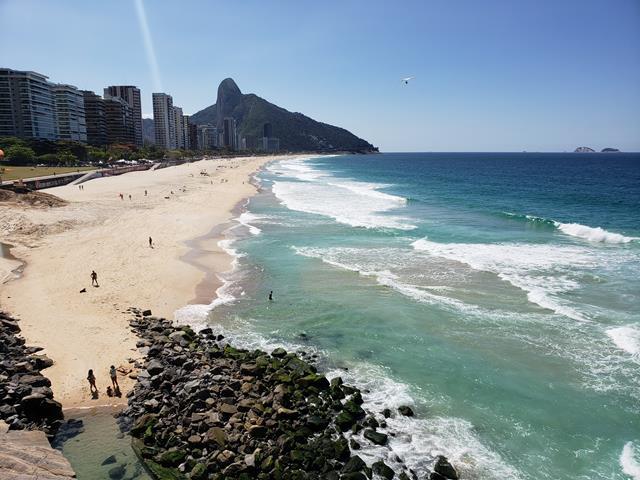Praia do Pepino Rio de Janeiro
