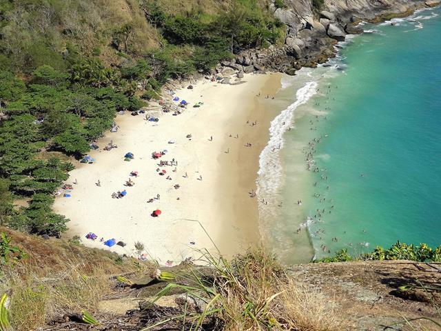 Praia do Perigoso Guia praias cariocas