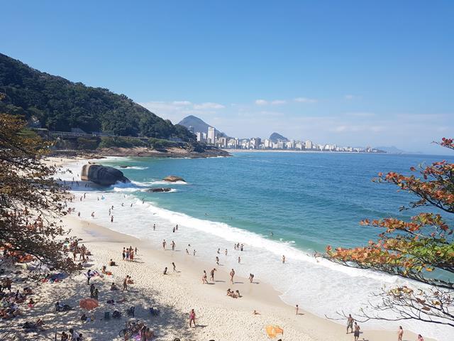 Praia do Vidigal Guia TVPM