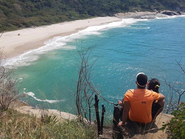 Praia Funda Guia praias do Rio de Janeiro