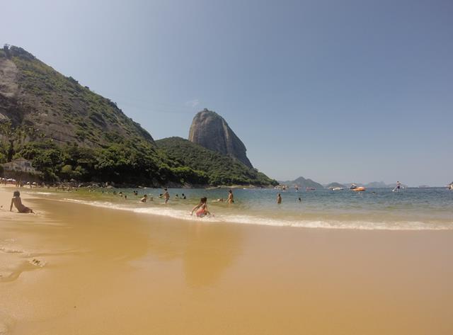 Praia Vermelha Urca