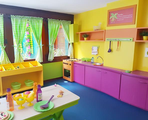 Mini cozinha summerville