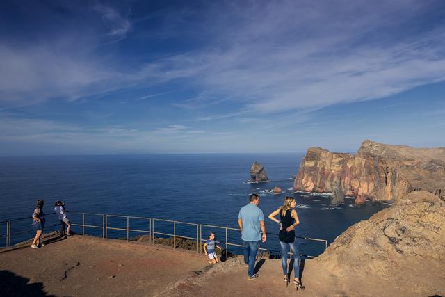 MIrantes da Ilha da Madeira