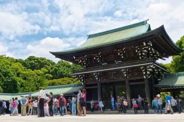Santuario Meiji Jiungu