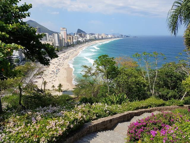Parque Natural Municipal Mirante Dois Irmaos