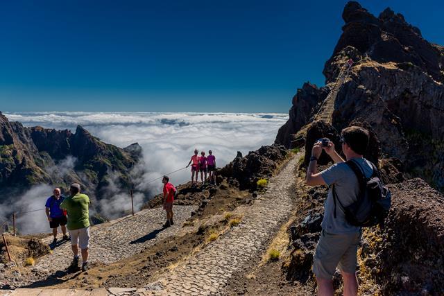 Pico do Areeiro Ilha da Madeira