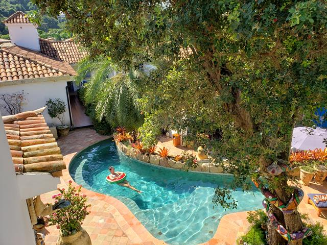 Piscina Vila Da Santa Hotel