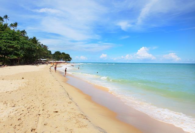 Praia da Pitinga em Arraial