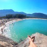 Praia de Grumari zona oeste