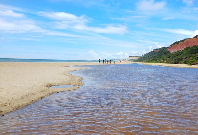 Rio Pitinga arraial da Ajuda
