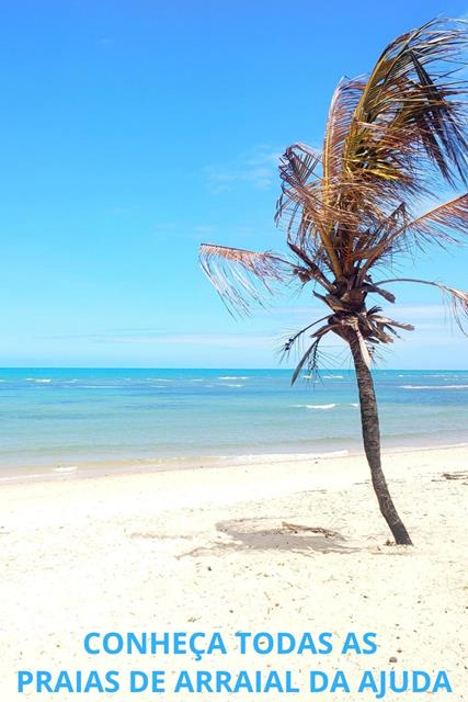 Todas as praias de arraial da ajuda Pinterest
