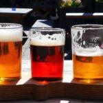 Siglas nos rótulos da cerveja