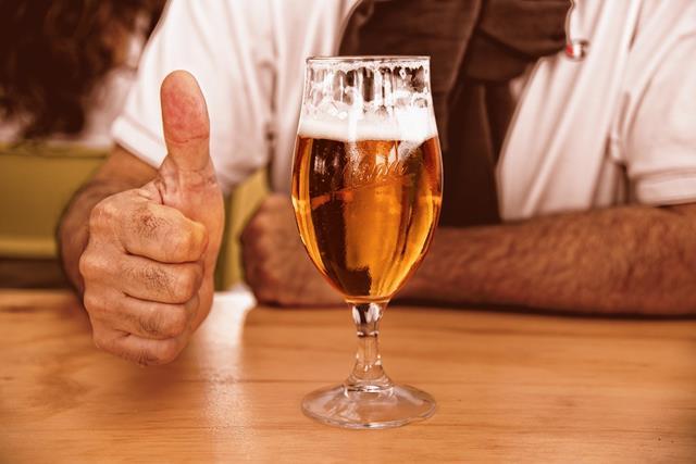 Siglas rotulos da cerveja