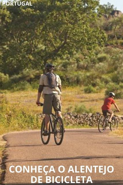 Alentejo de bicicleta pinterest