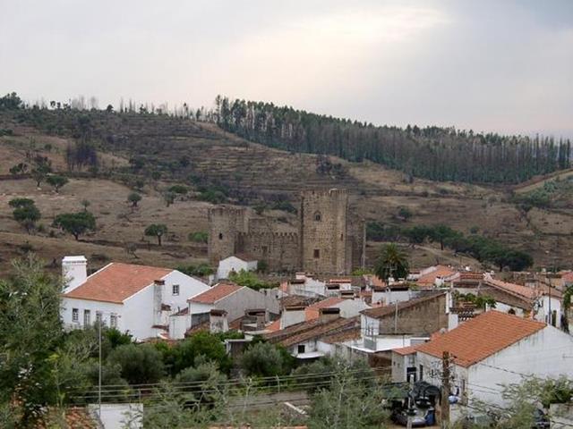 Castelo Amieira do Tejo