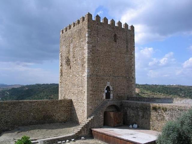 castelos do Alentejo - Castelo de Mertola
