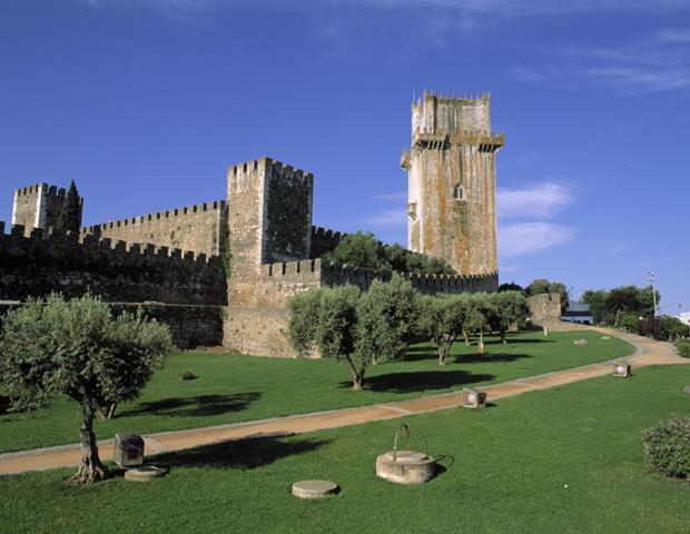 Castelos do Alentejo em Portugal