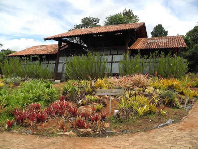 Orquidário JBB Parques de Brasília