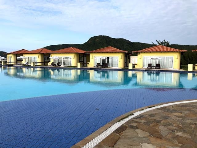 Bangalos Buzios beach resort