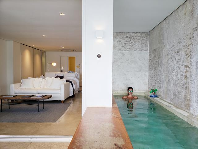 The Suite do hotel casas brancas