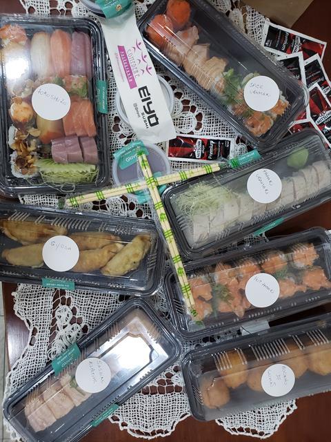 Eiyo Delivery embalagens