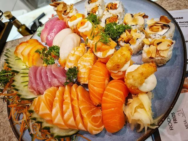 Eiyo Sushi Combinado Tokoshu